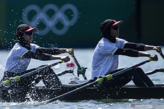 Dubes RI buka jalan atlet dayung Indonesia berlatih di Amerika