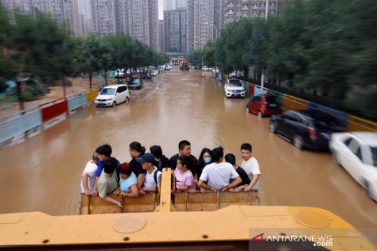 AS sebut China intimidasi wartawan asing yang meliput bencana banjir