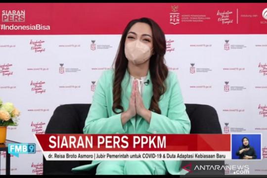 Reisa: Kondisi 80 juta lebih anak Indonesia tidak sedang baik-baik saja