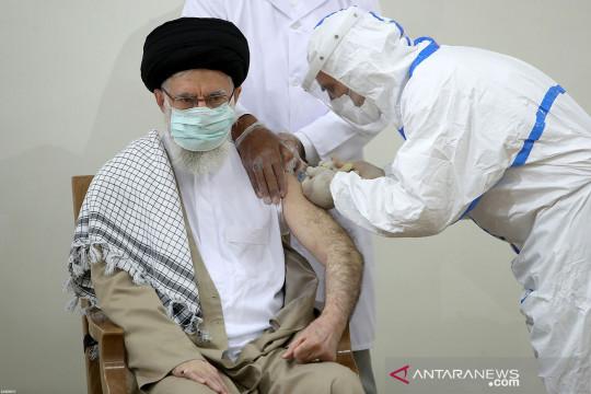 Iran segera produksi salah satu vaksin COVID buatannya