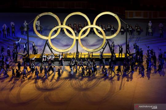 Olimpiade Tokyo: Perolehan medali Indonesia sama dengan Inggris