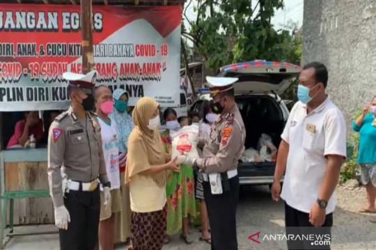 Polresta Surakarta distribusikan beras 22,5 ton untuk masyarakat terdampak