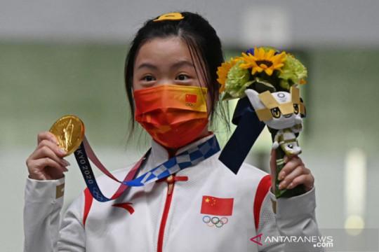 Ringkasan medali Olimpiade Tokyo Sabtu 24 Juli 2021