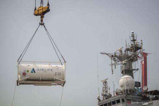 Swiss kirim 600 konsentrator oksigen ke Jakarta