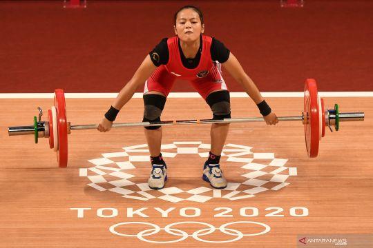 Windy Cantika sumbang medali pertama untuk Indonesia di Olimpiade Tokyo