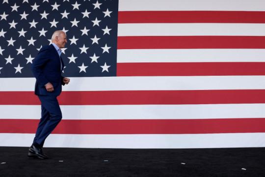 Joe Biden: serangan siber dapat sebabkan perang di dunia nyata