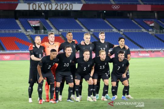 Jadwal pertandingan kedua Olimpiade Tokyo cabang sepak bola