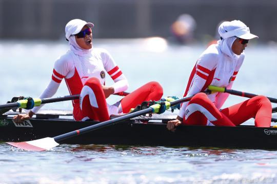 Mutiara Rahma,  Atlet termuda Indonesia di Olimpiade Tokyo fokus PON Papua