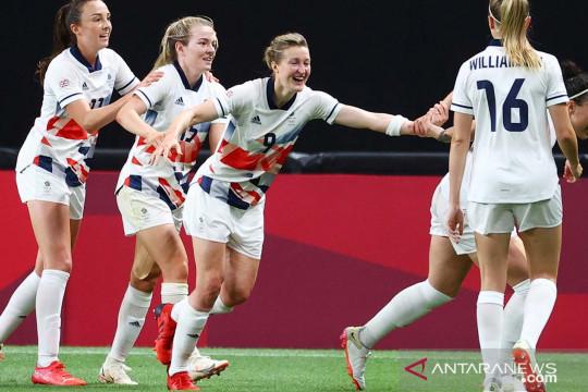 Jadwal Olimpiade Tokyo sepak bola putri:  memperebutkan tiket menuju 8 besar