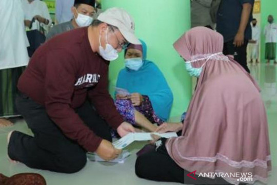 Pemprov Babel salurkan bantuan beras bagi 80.493 keluarga mulai Senin