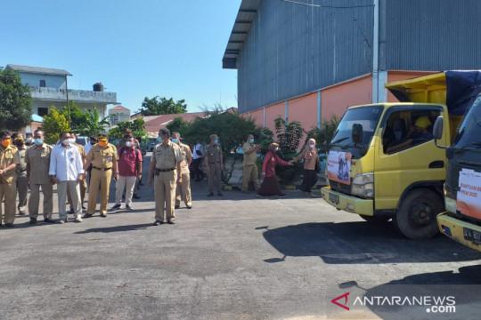 Belitung siapkan bantuan makanan dan obat-obatan untuk warga isoman