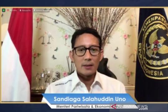 Menparekraf Sandiaga minta Indonesia didoakan bebas pandemi