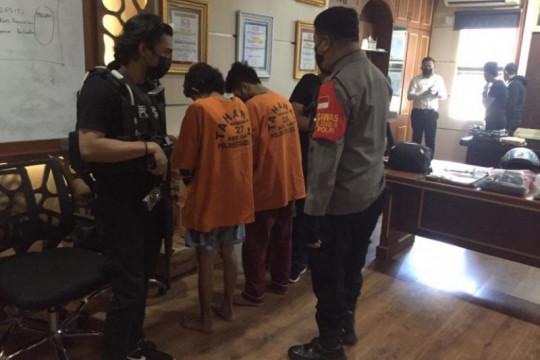 Polsek Manggala ringkus pelaku pembakaran mobil di Makassar