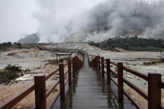 Jembatan Khayangan Dieng Banjarnegara masuk nominasi API 2020