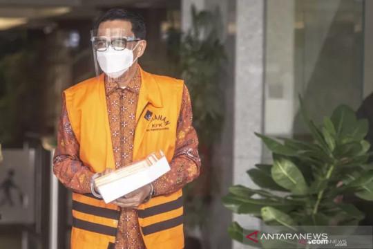 Nurdin Abdullah dibolehkan keluar  rumah tahanan KPK untuk berobat