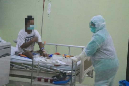 Kasus aktif COVID-19 di Kudus turun menjadi 243 pasien
