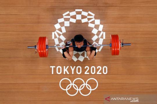 Rahmat Erwin raih medali perunggu untuk Indonesia di Olimpiade Tokyo