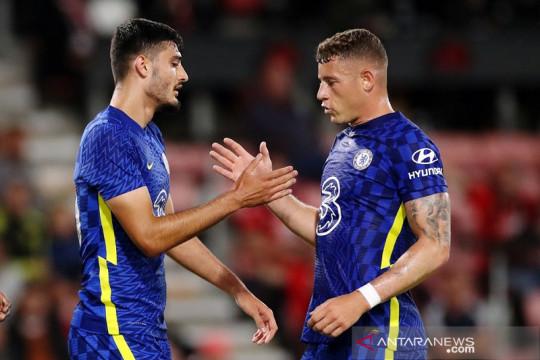 Chelsea tundukkan Bournemouth 2-1