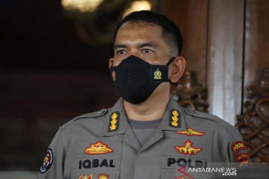"""Polda Jateng bantah video viral """"pesta"""" perkenalan Kapolres Rembang"""