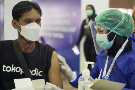 Tokopedia fasilitasi vaksinasi di kalangan UMKM