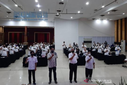 Pemkab Bangka Tengah tingkatkan kapasitas pemandu wisata