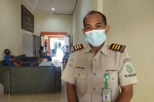 KKP Palangka Raya temukan lima kasus dugaan pemalsuan hasil tes COVID-19