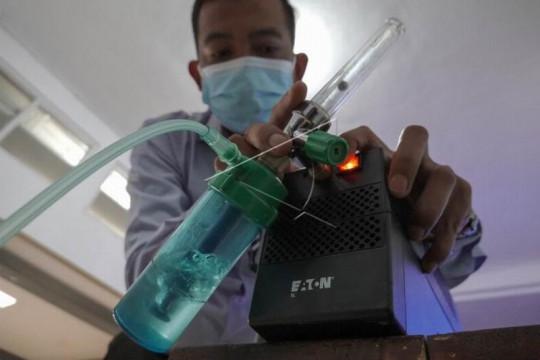 Konsentrator oksigen portabel