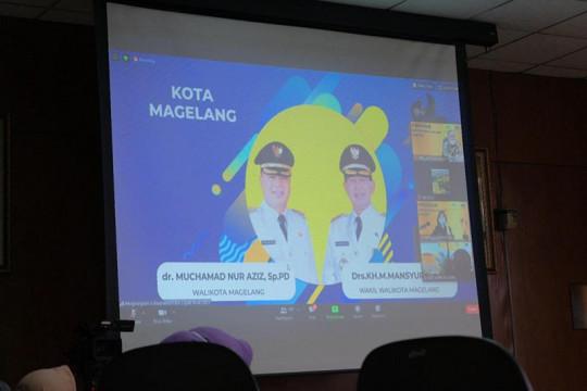 Kota Magelang raih KLA 2021 kategori Nindya