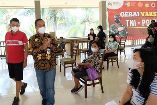 Pemkot Magelang apresiasi keterlibatan sejumlah pihak dalam vaksinasi