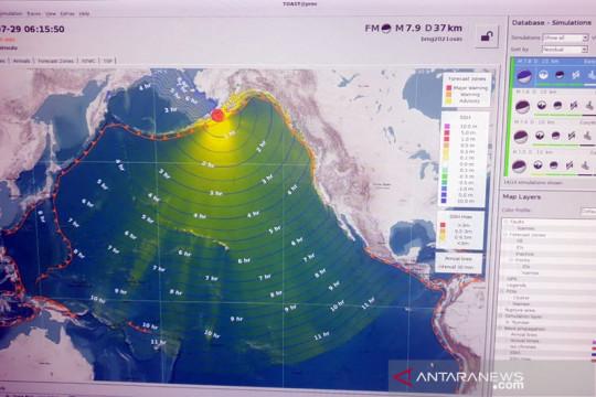Gempa di Alaska, kondisi WNI baik dan aman