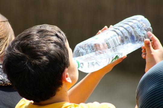 Dokter: anak lebih rentan alami dehidrasi