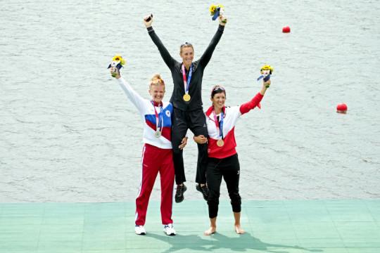 Selandia Baru rebut dua medali emas dayung Olimpiade Tokyo
