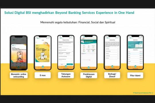 Pengguna Bank Syariah Indonesia