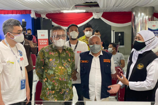 Ministry targets to inoculate 300,000 MSME players