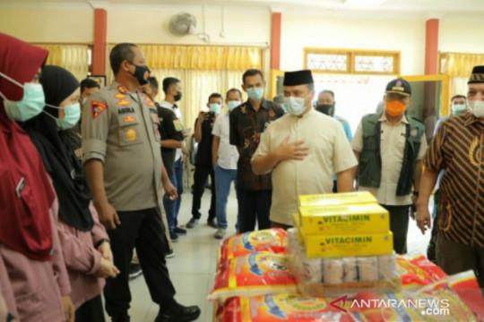 Gubernur apresiasi Pemkab Bangka Barat jadikan gedung diklat instalasi darurat COVID-19