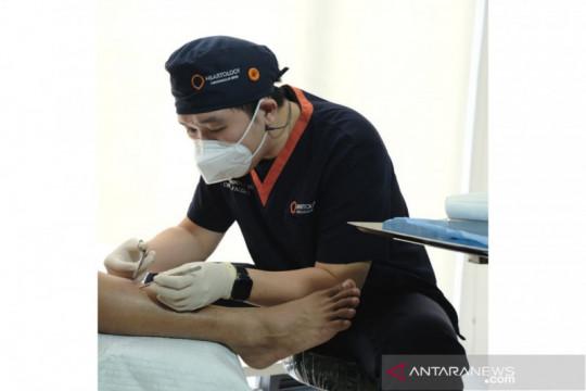 Mencegah amputasi kaki akibat komplikasi diabetes
