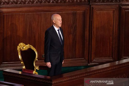Presiden Tunisia: Tak ada jalan untuk kembali