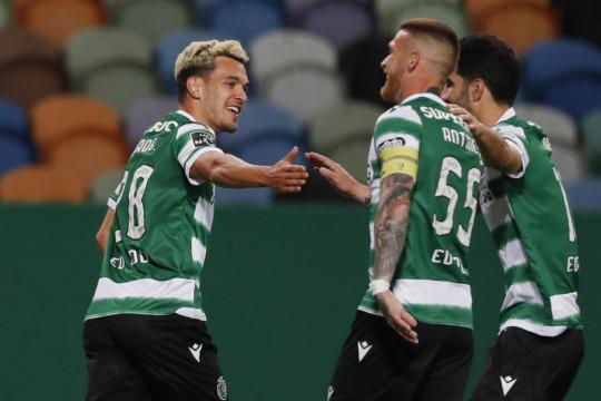 Sporting juara Piala Super Portugal