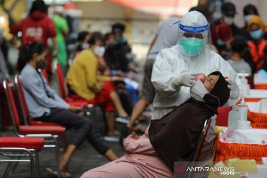 Bangka Belitung butuh 3.500 alat tes antigen perhari