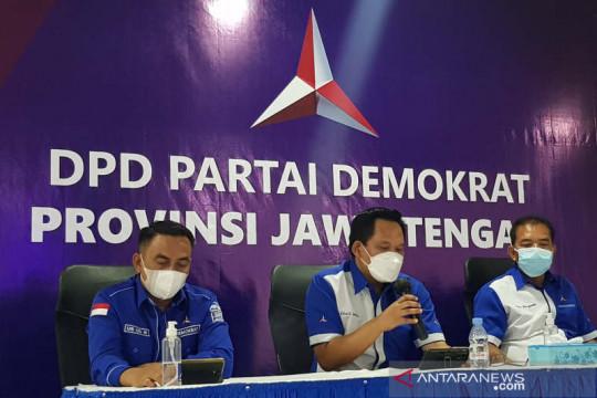 Demokrat Jateng: Tak ada instruksi pusat untuk polisikan Wamendes