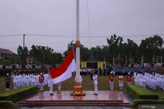 Warga Palangka Raya diimbau kibarkan Bendera Merah Putih selama Agustus