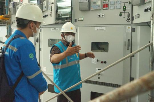 PLN mulai layani kebutuhan listrik PT Semen Grobogan