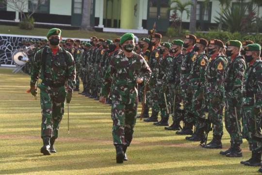 Akmil bentuk perwira TNI AD miliki sikap prajurit Sapta  Marga