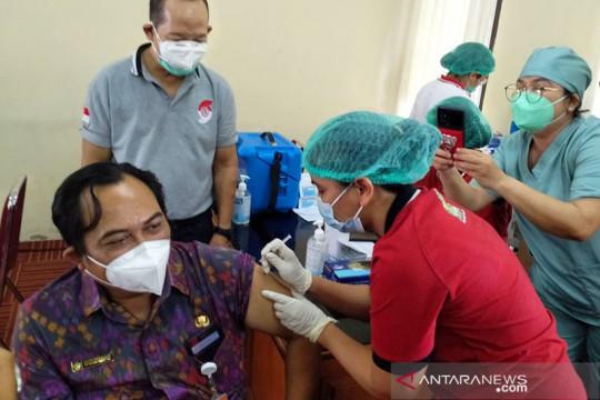 """Pemerintah Jateng mulai laksanakan vaksinasi """"booster"""" untuk tenaga kesehatan"""