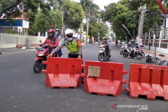 PPKM Level 3, semua penyekatan jalan di Kudus dibuka