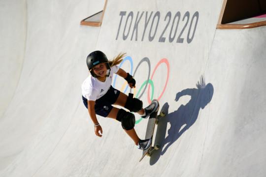 Hari ini Olimpiade Tokyo perebutkan 17 medali emas