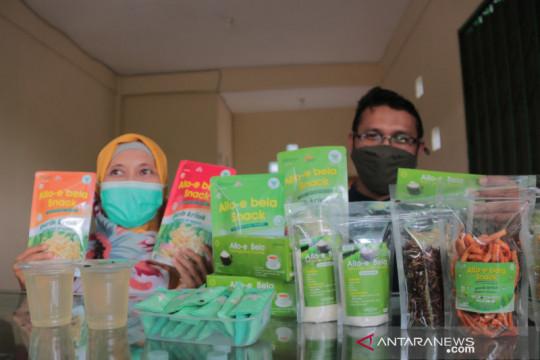 IKM Kulon Progo mengolah lidah buaya menjadi produk bernilai jual tinggi