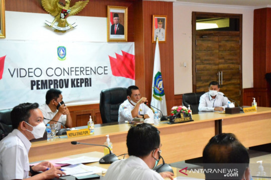 Gubernur Kepri paparkan kinerja ekspor pertanian 2021  yang tumbuh positif