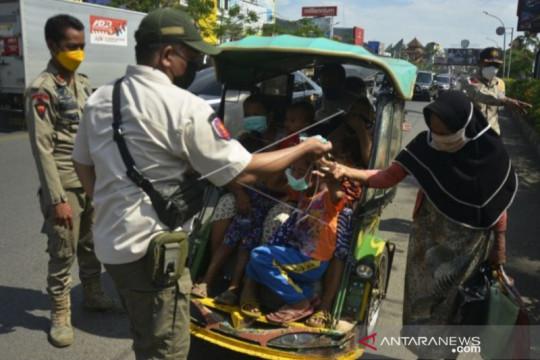 Satgas gabungan gelar operasi penegakan disiplin protkes COVID-19 di Makassar
