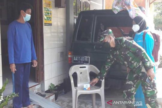 Kodim Temanggung bagikan 760 paket obat kepada warga jalani isoman
